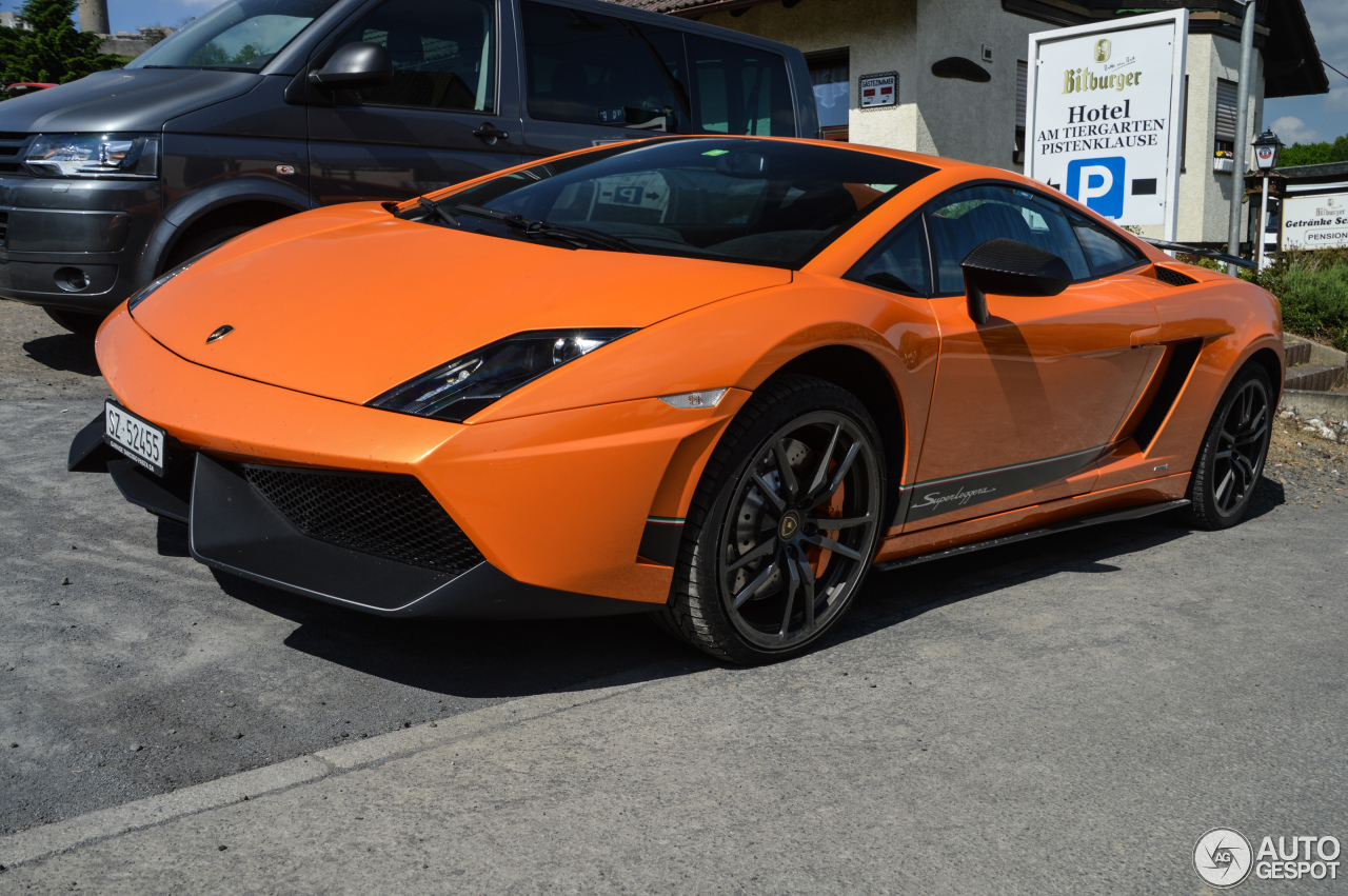Lamborghini Gallardo Lp570 4 Superleggera 8 March 2018 Autogespot