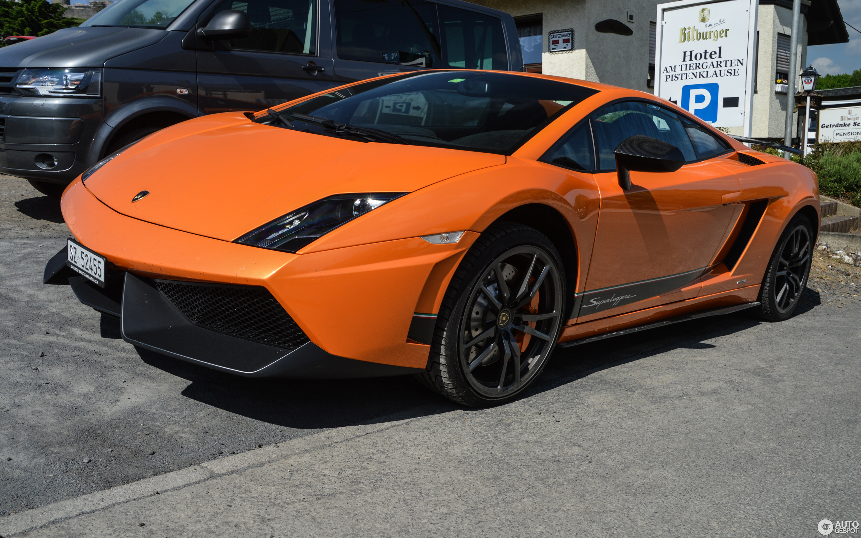 Lamborghini Gallardo LP570 4 Superleggera