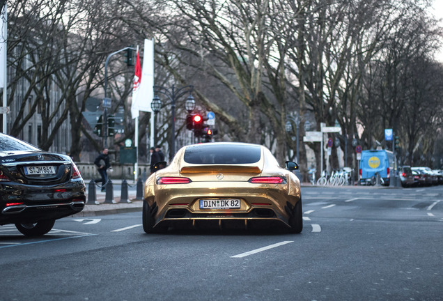 Mercedes-AMG GT S Prior Design PD800 GT Widebody