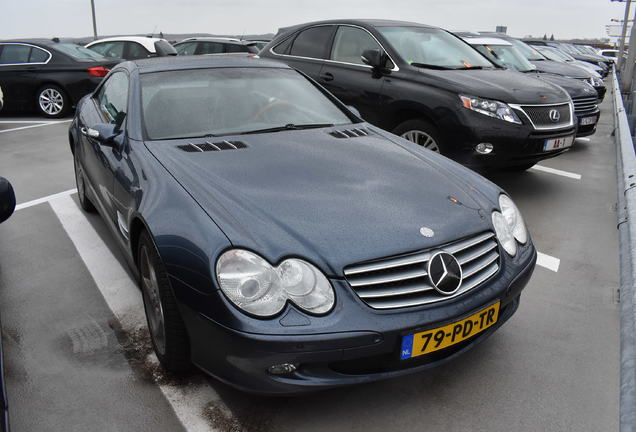 Mercedes-Benz SL 600 R230