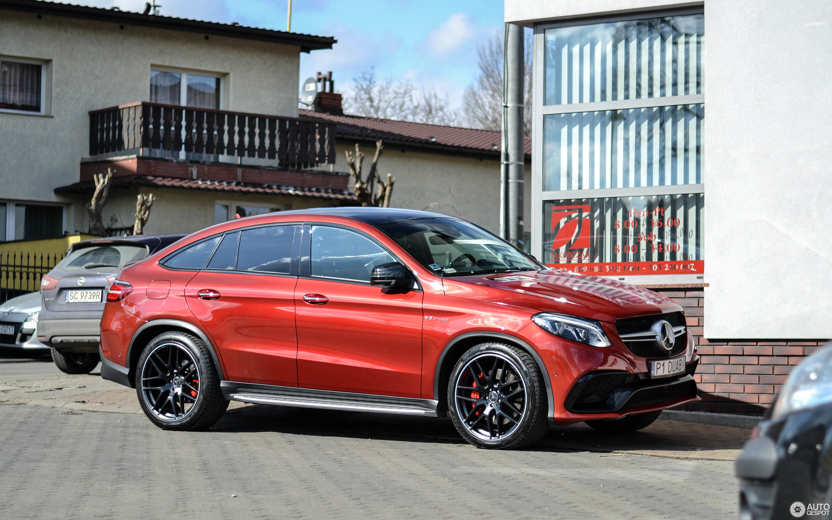 mercedes amg gle 63 s coup 9 march 2018 autogespot. Black Bedroom Furniture Sets. Home Design Ideas