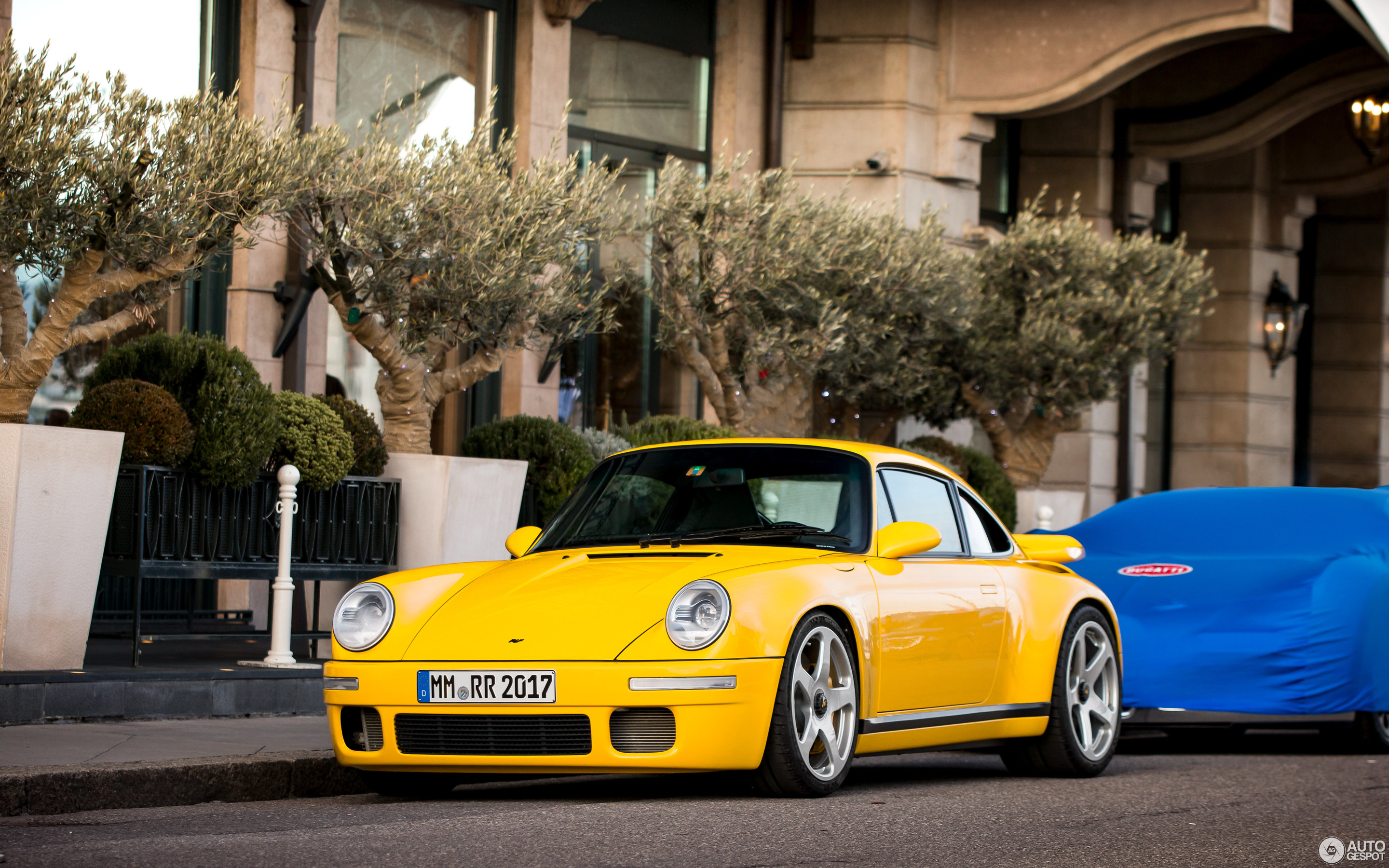 RUF CTR Yellowbird 2017 - 9 maart 2018 - Autogespot