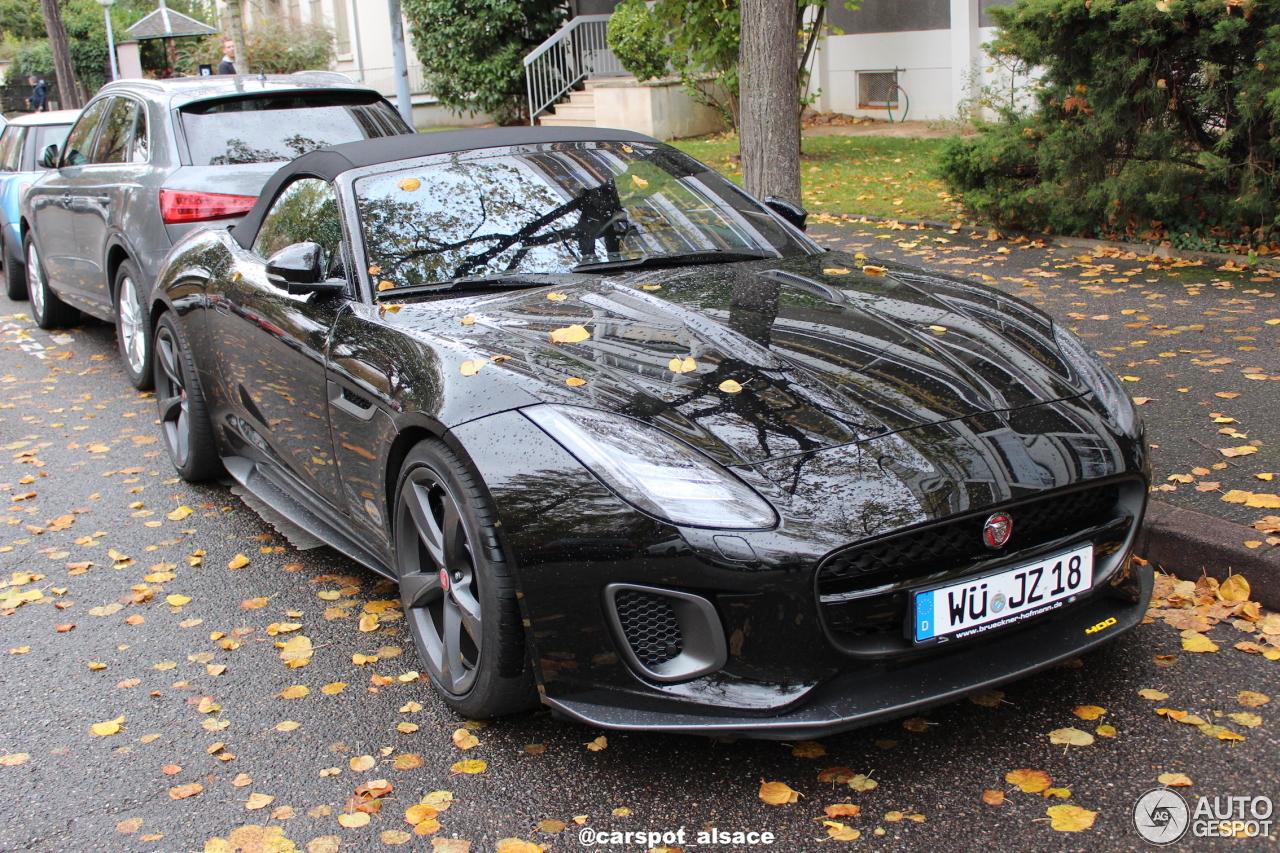 jaguar f type 400 sport convertible 10 march 2018 autogespot. Black Bedroom Furniture Sets. Home Design Ideas