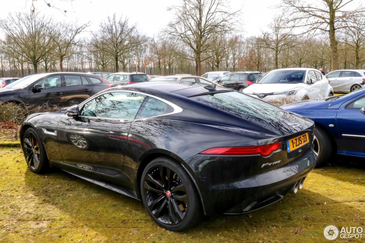 Jaguar F Type S >> Jaguar F Type S Coupe 10 March 2018 Autogespot