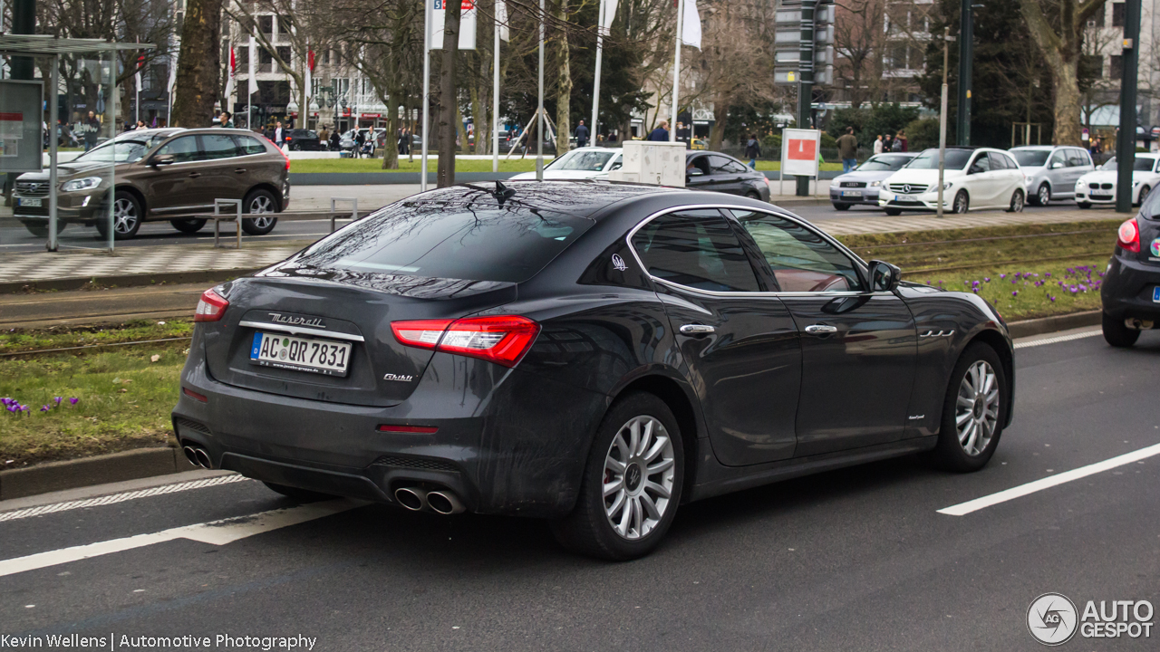 maserati ghibli diesel gransport - 10 march 2018 - autogespot