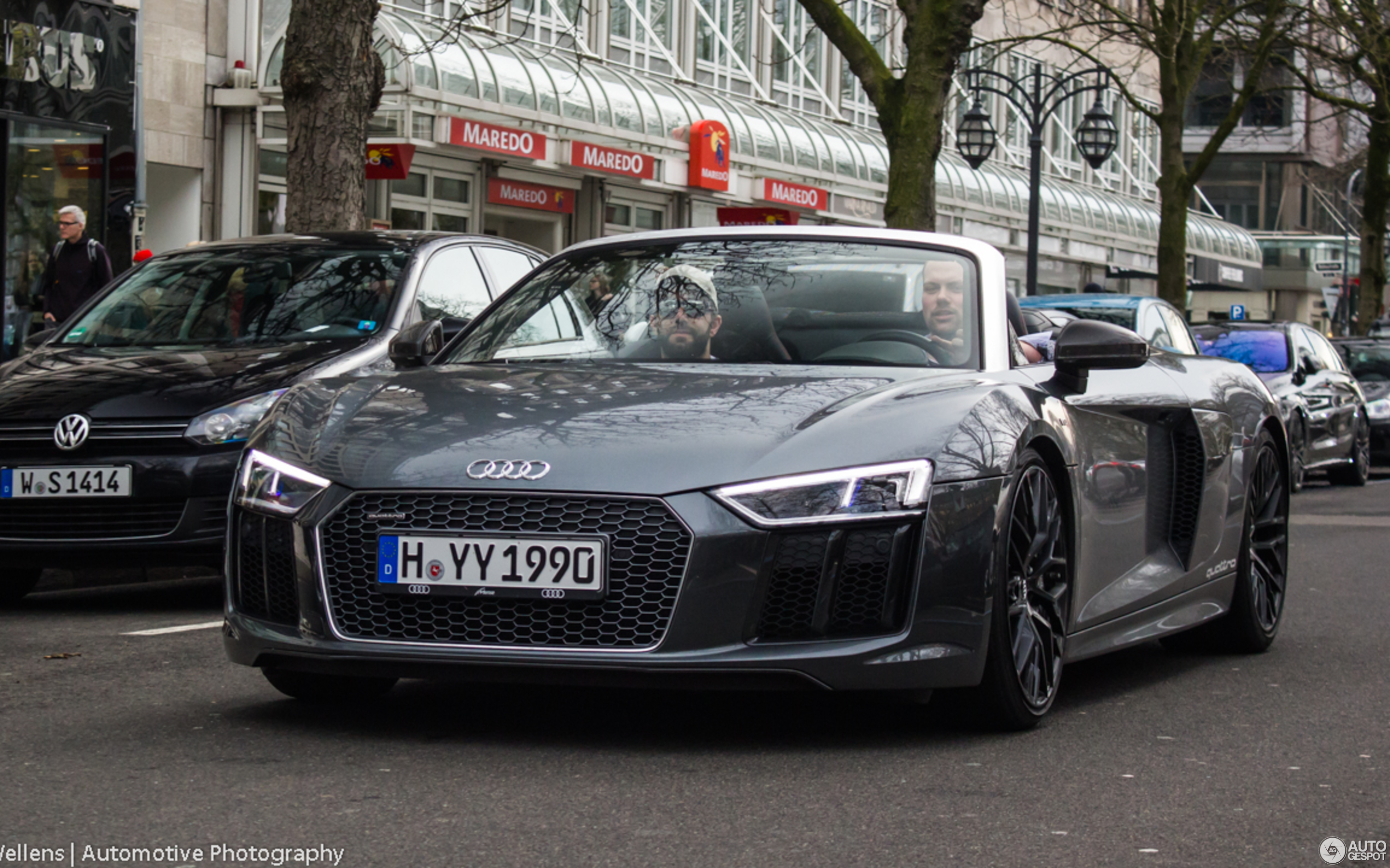 Audi R V Spyder March Autogespot - Audi r8 v10 spyder