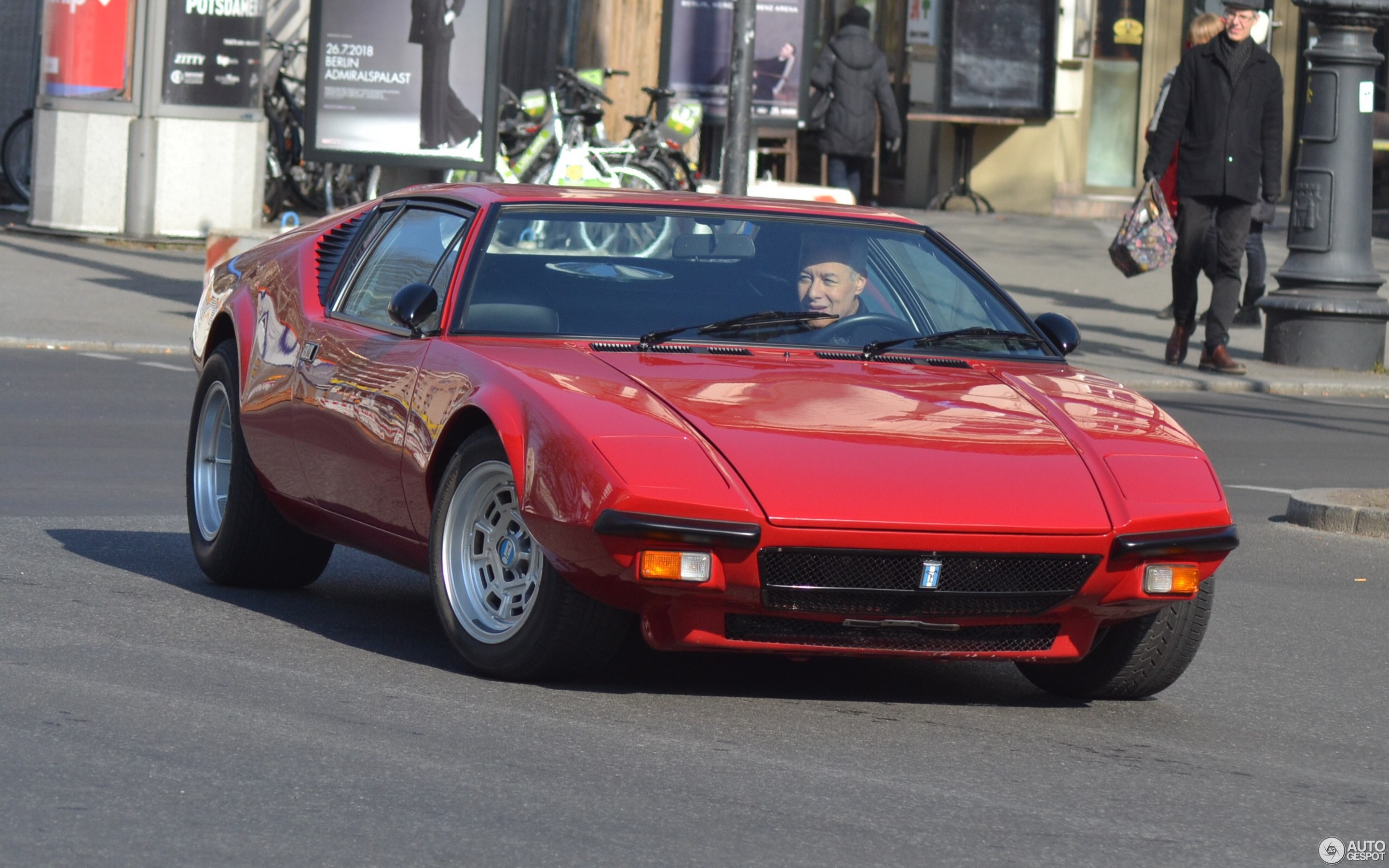 De Tomaso Pantera GTS 10 March 2018 Autogespot