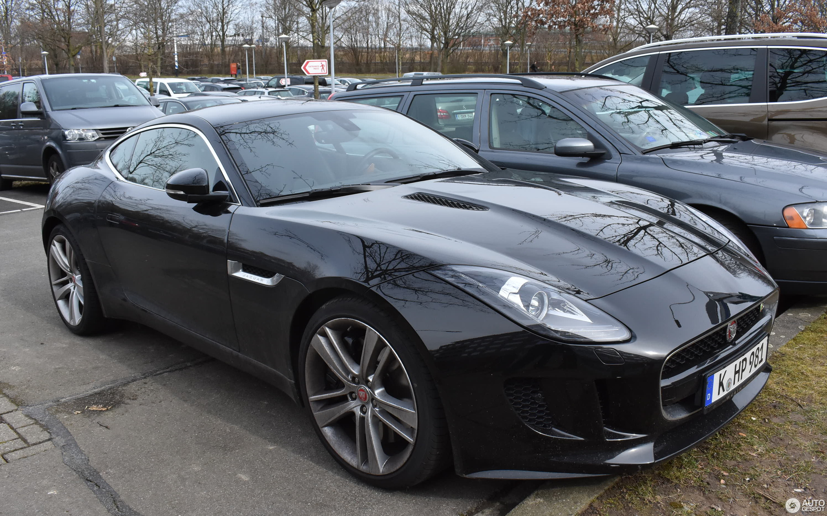 Jaguar F TYPE S Coupé