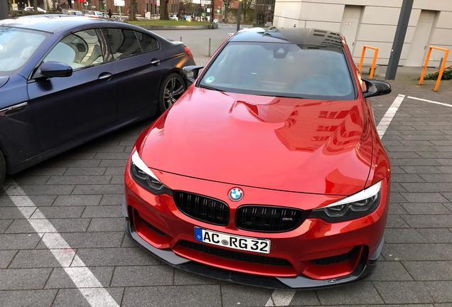 BMW AC Schnitzer ACS4 Sport F82 2017