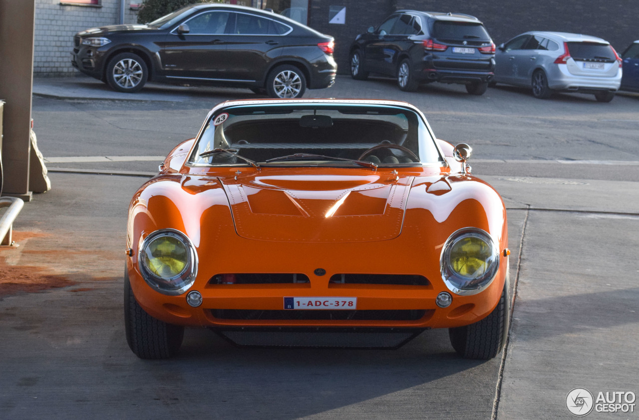 Iso Grifo A3/C 9