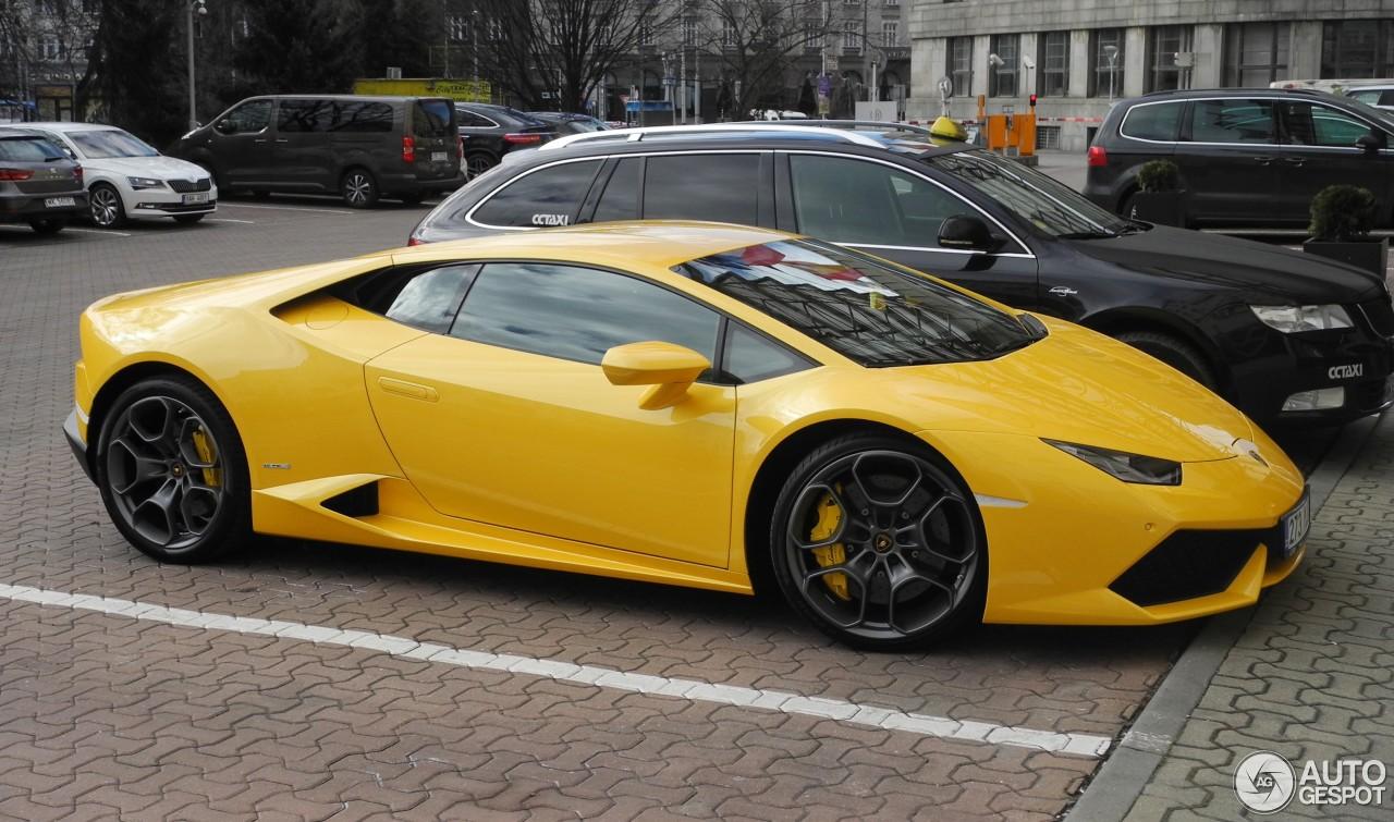 Lamborghini Hurac 225 N Lp610 4 12 March 2018 Autogespot