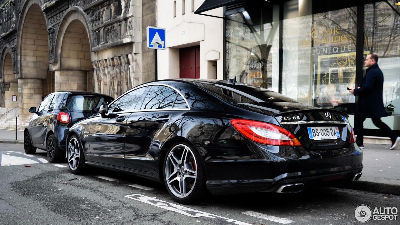 Mercedes 6X6 For Sale >> Mercedes-Benz CLS 63 AMG C218 - 12 March 2018 - Autogespot