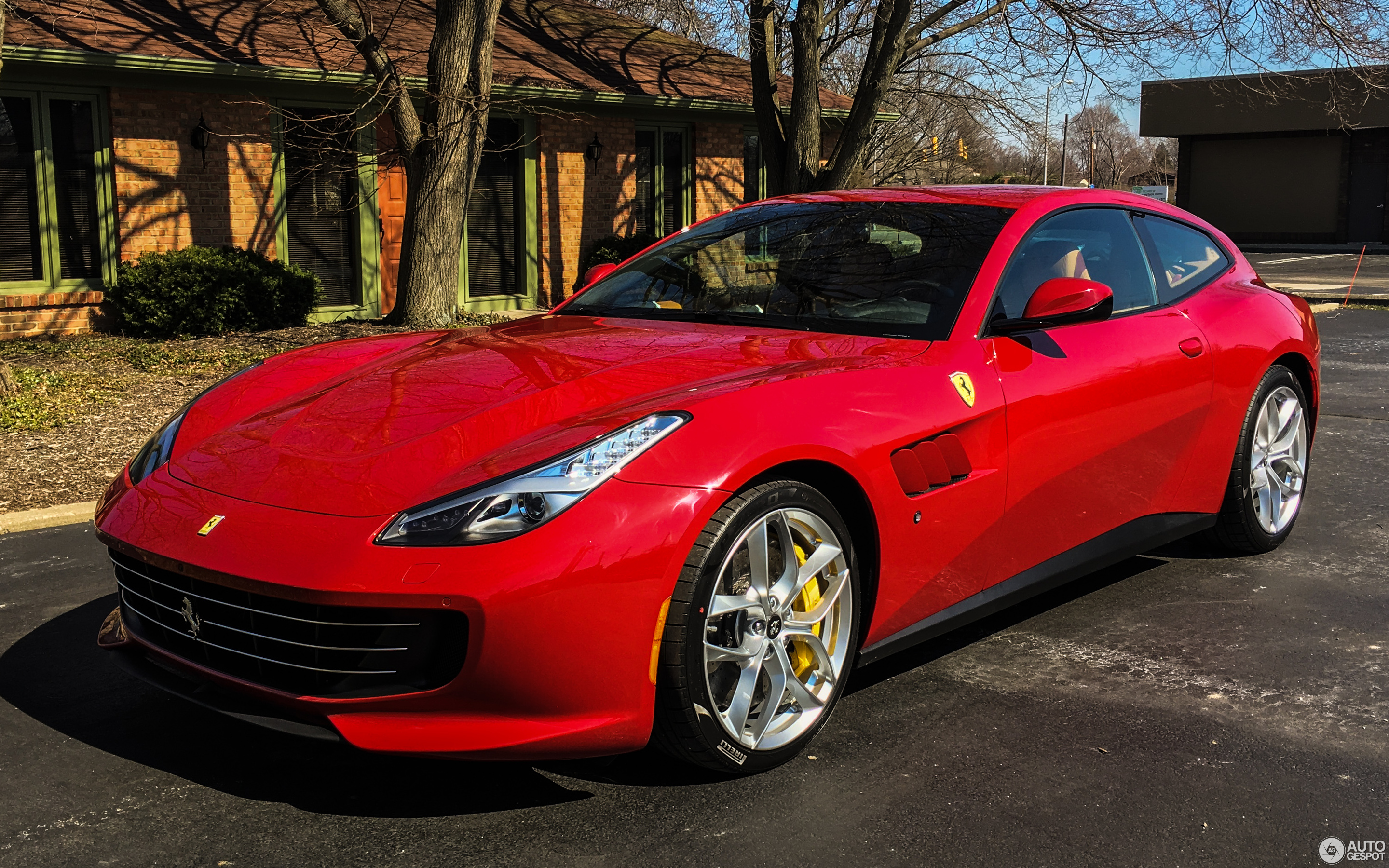 Columbus Auto Show >> Ferrari GTC4Lusso T - 12 March 2018 - Autogespot