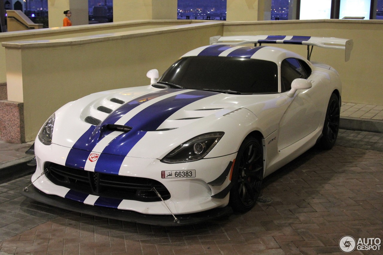 SRT Viper GTS-R Commemorative Edition 2