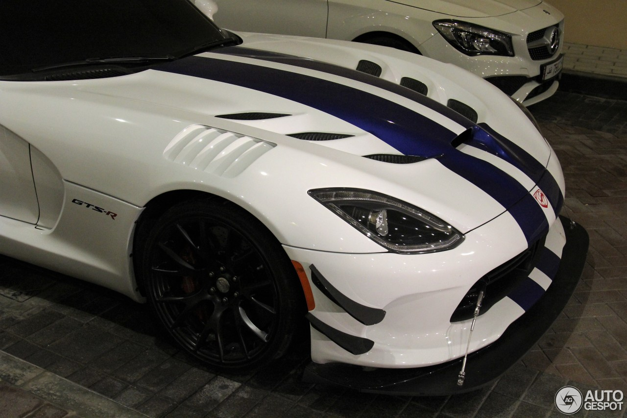 SRT Viper GTS-R Commemorative Edition 3