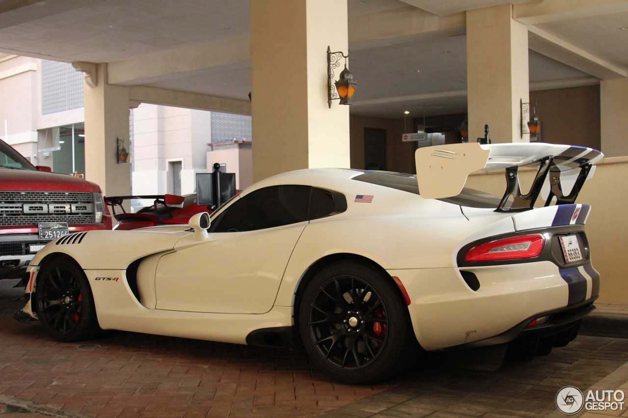 SRT Viper GTS-R Commemorative Edition 5