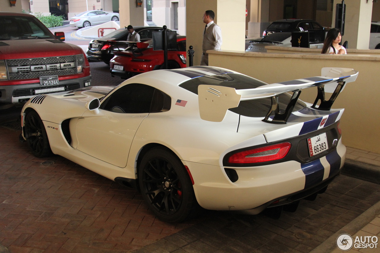 SRT Viper GTS-R Commemorative Edition 6