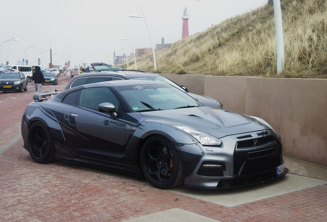Nissan GT-R PD750 WB
