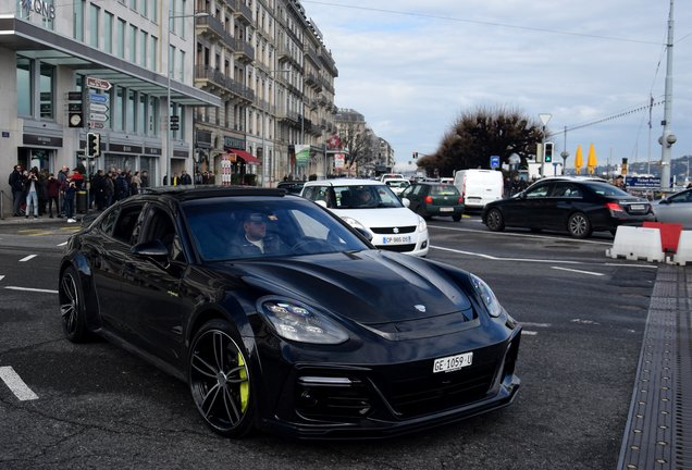 Porsche 971 Panamera Turbo Techart Grand GT