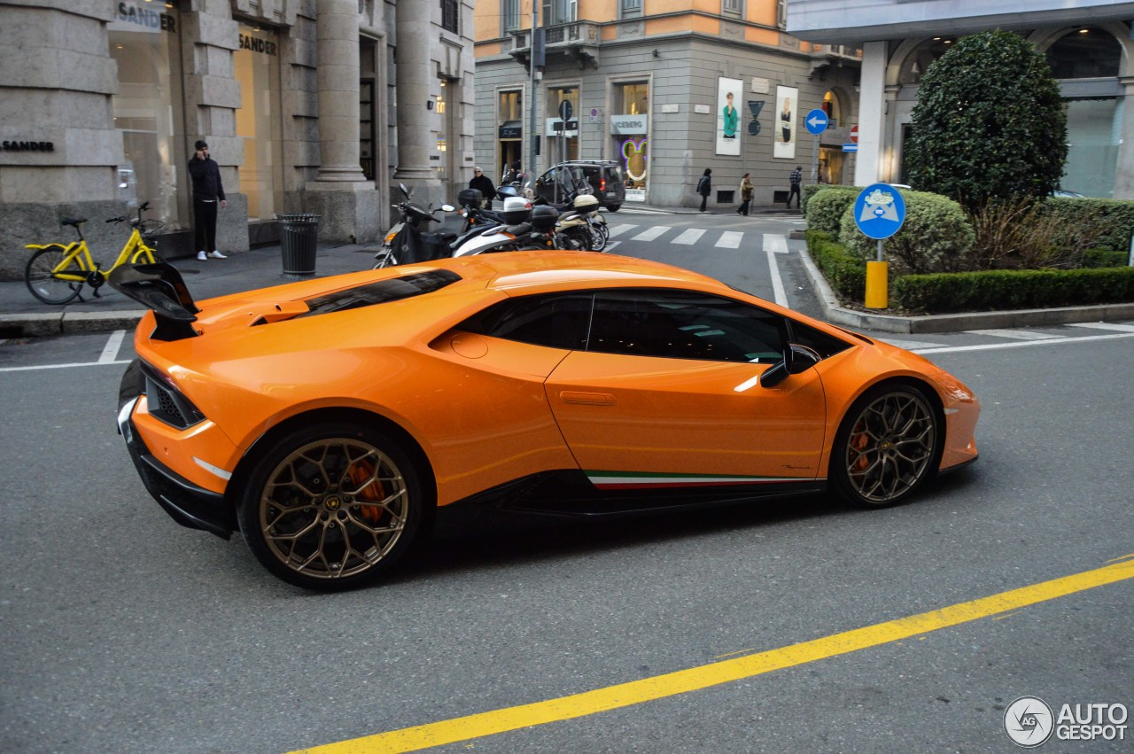 Lamborghini Huracán LP640-4 Performante 6