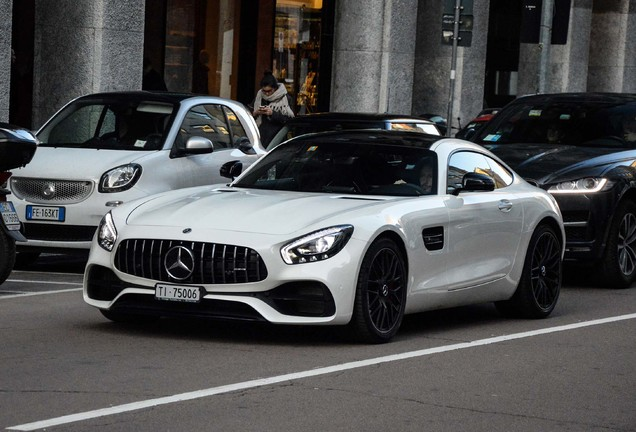 Mercedes-AMG GT S 2017