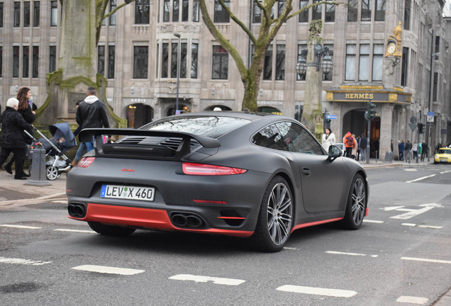 Porsche 991 Techart Turbo