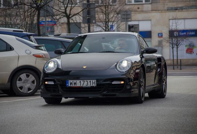 Porsche 997 Turbo MkII
