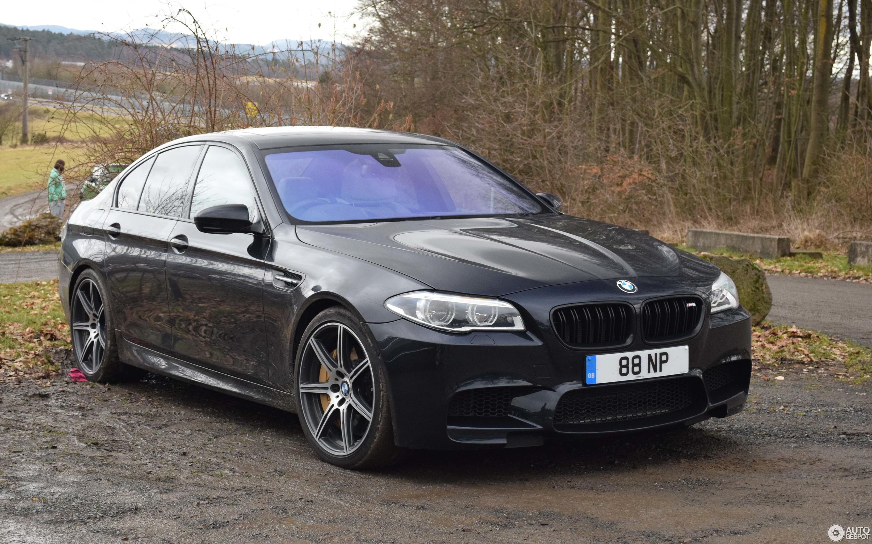 BMW M5 F10 2014 - 14 March 2018 - Autogespot