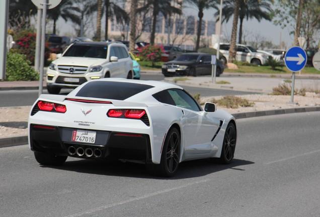 Chevrolet Corvette C7 Stingray