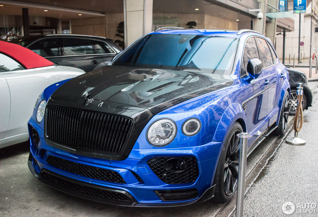 bentley mansory bentayga 15 march 2018 autogespot. Black Bedroom Furniture Sets. Home Design Ideas