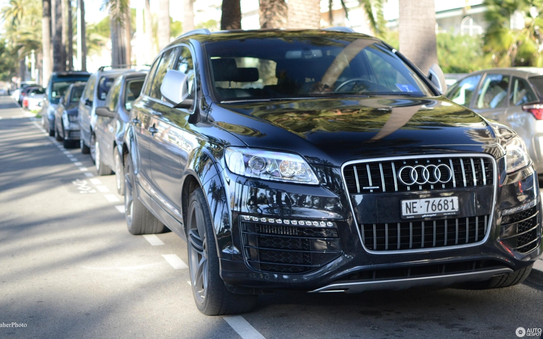 Audi Q V TDI March Autogespot - Audi q7 v12