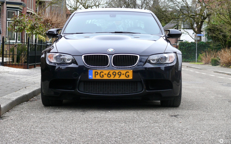 BMW M3 E90 Sedan 2009