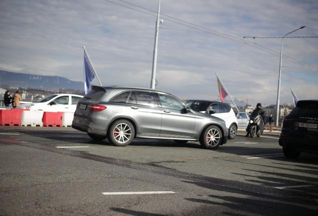 Mercedes-AMG GLC 63 S X253