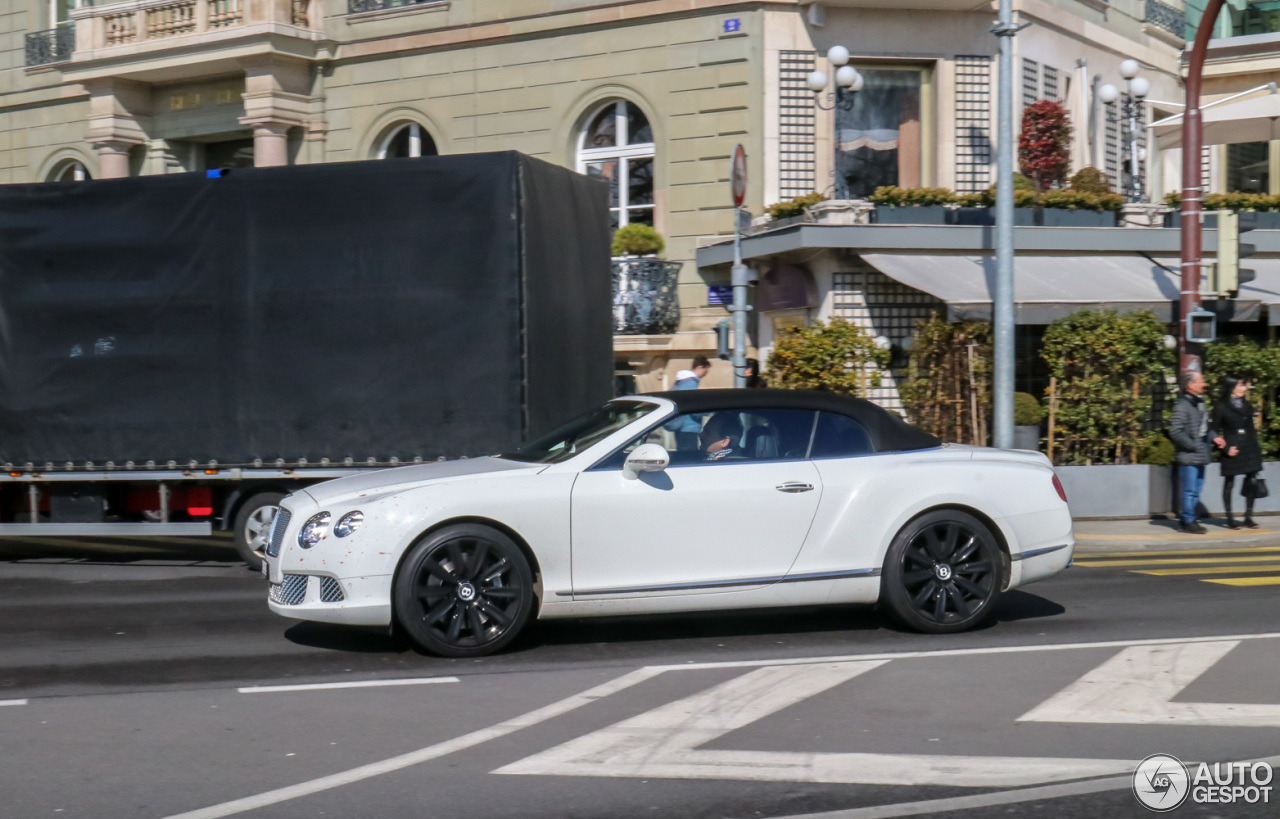 Bentley Continental Gtc 2012 16 March 2018 Autogespot
