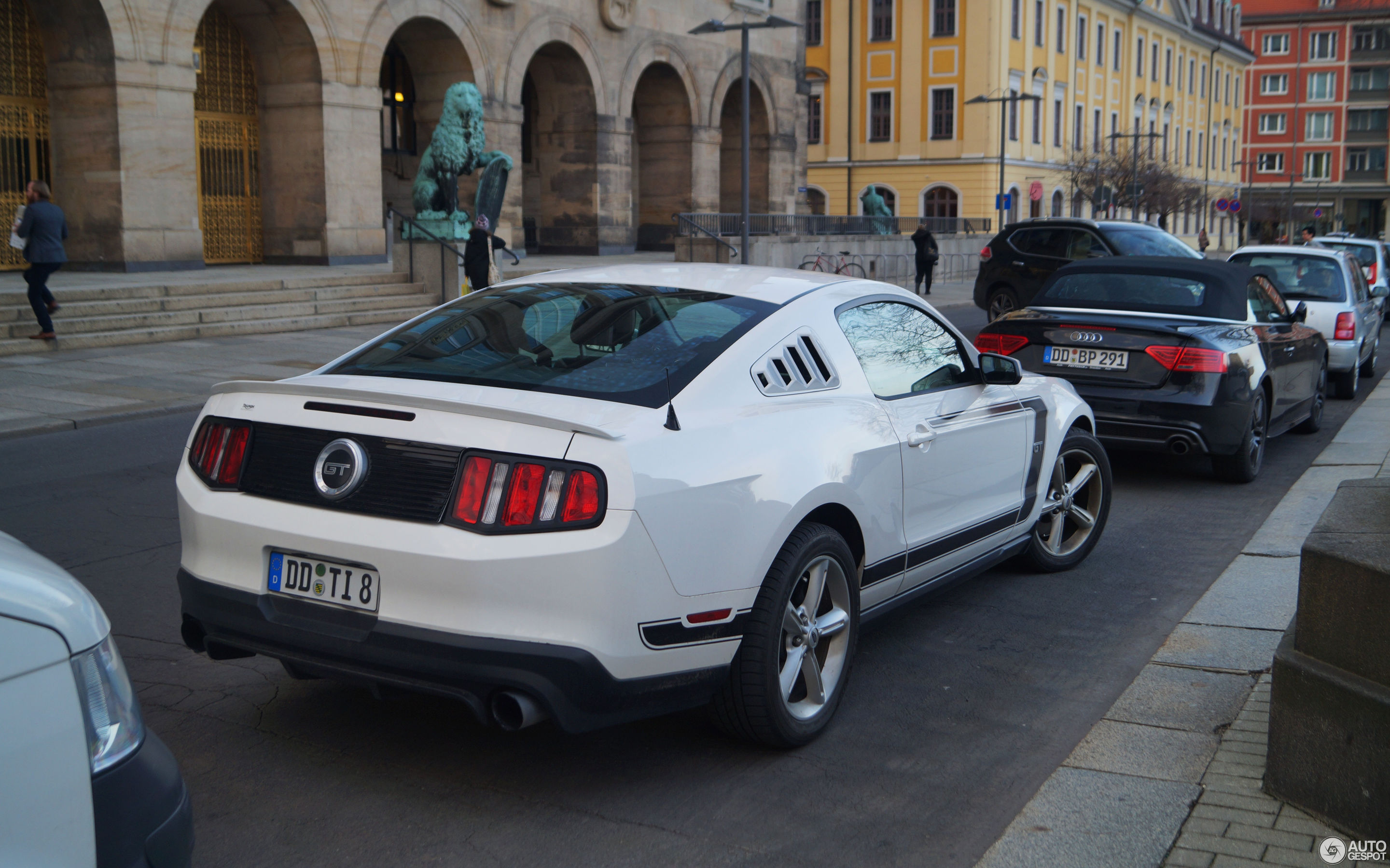 Ford Mustang GT 2010 16 March 2018 Autogespot