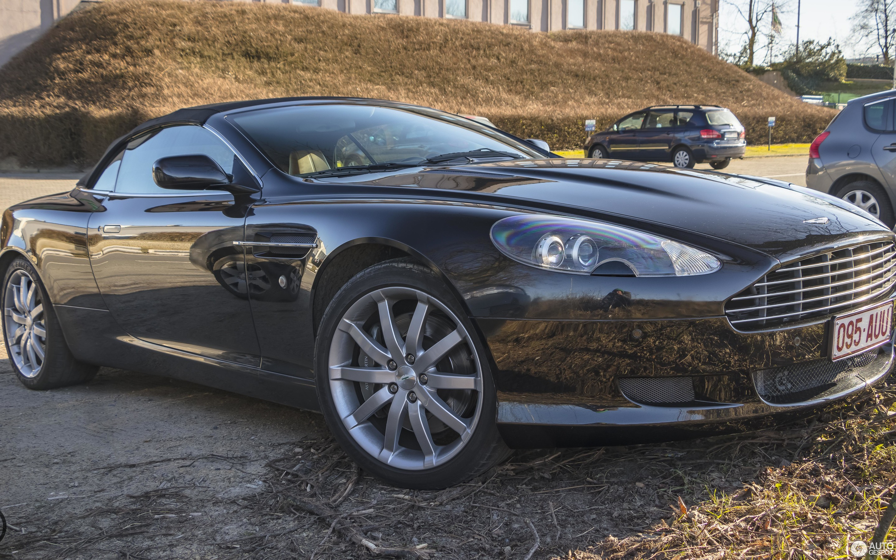 Aston Martin DB Volante March Autogespot - 2018 aston martin db9