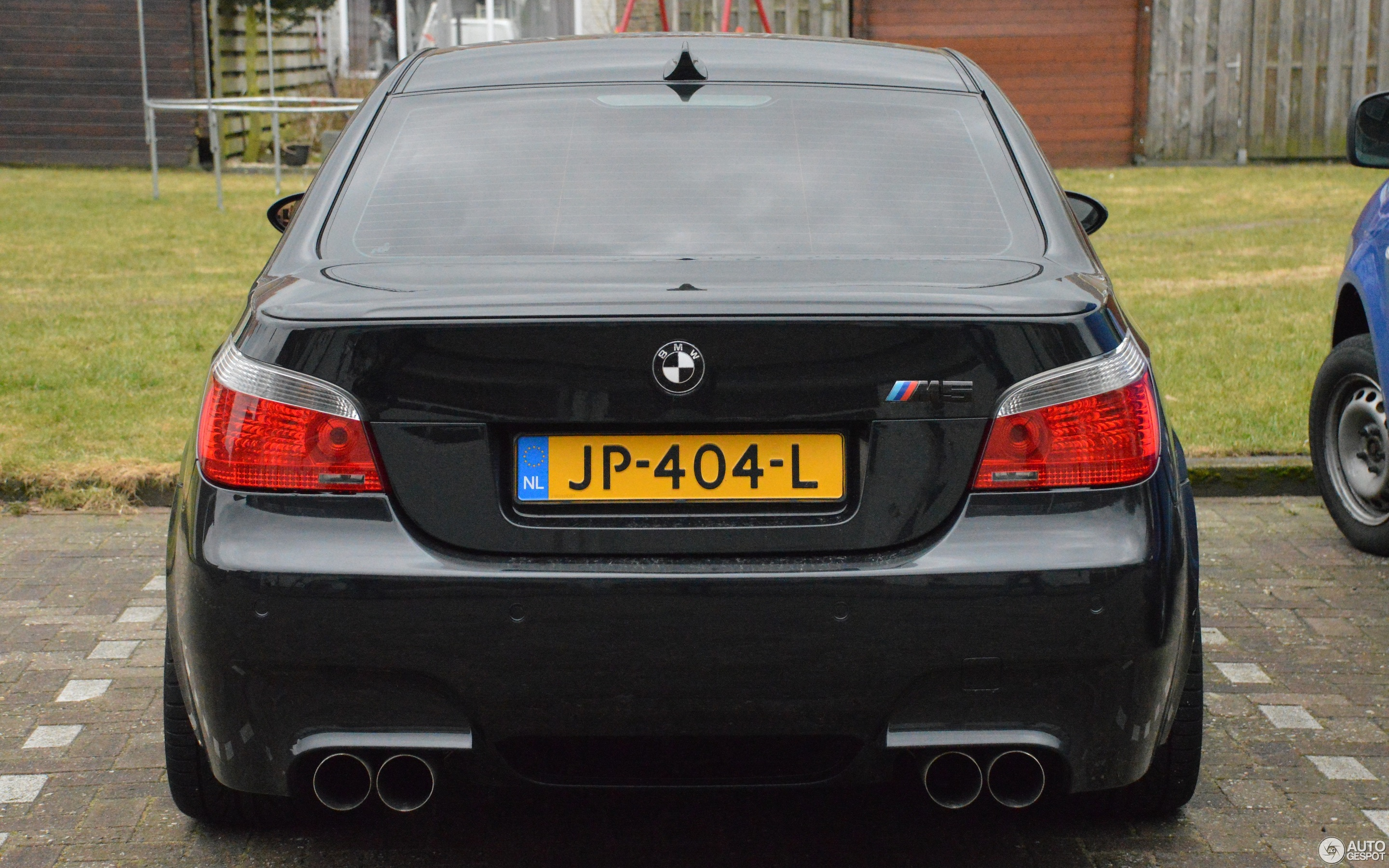 BMW M5 E60 2005 - 17 March 2018 - Autogespot