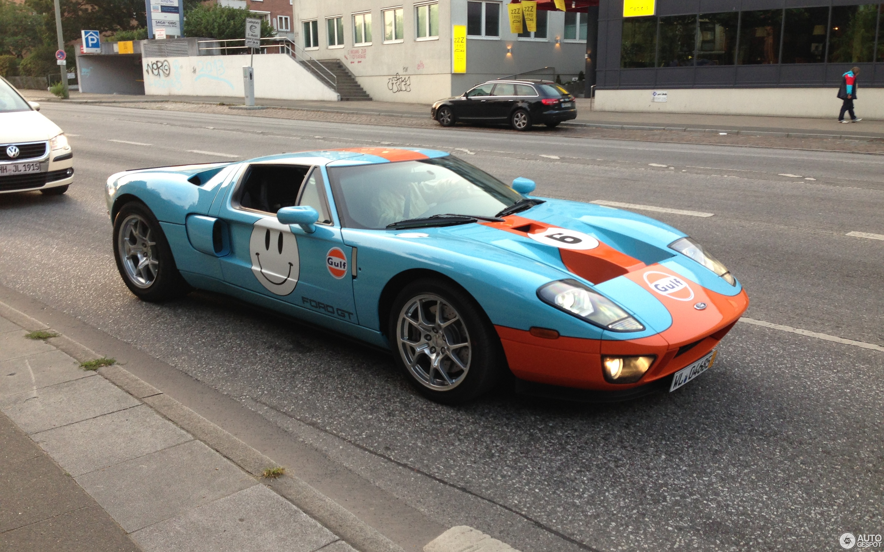 Ford GT - 17 Mrz 2018 - Autogespot