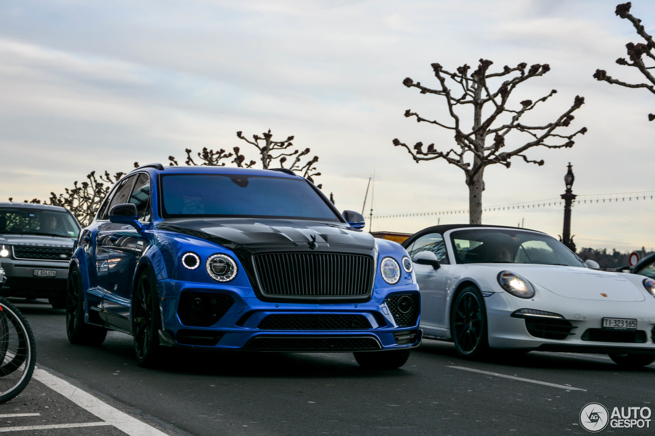 bentley mansory bentayga 18 march 2018 autogespot. Black Bedroom Furniture Sets. Home Design Ideas