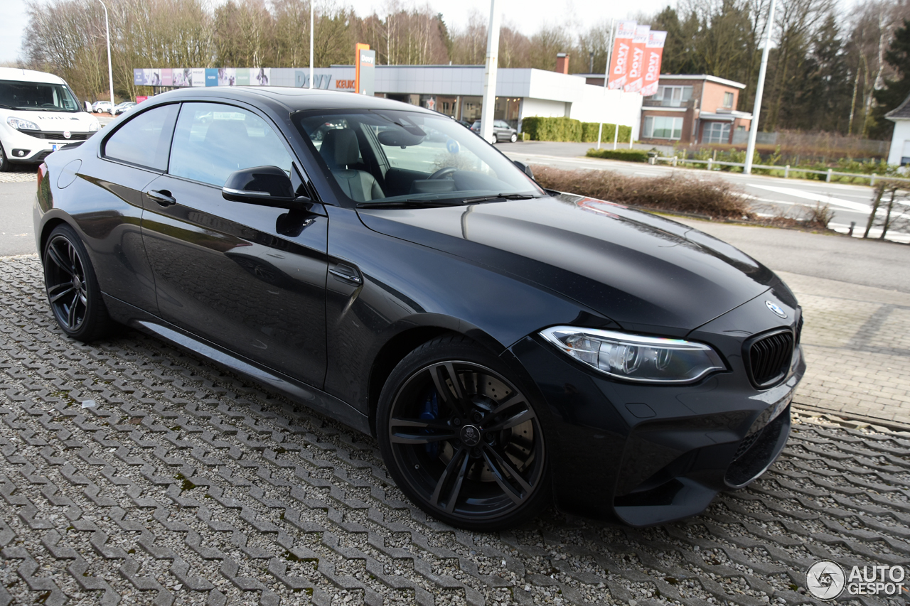 bmw m2 coup f87 18 march 2018 autogespot. Black Bedroom Furniture Sets. Home Design Ideas