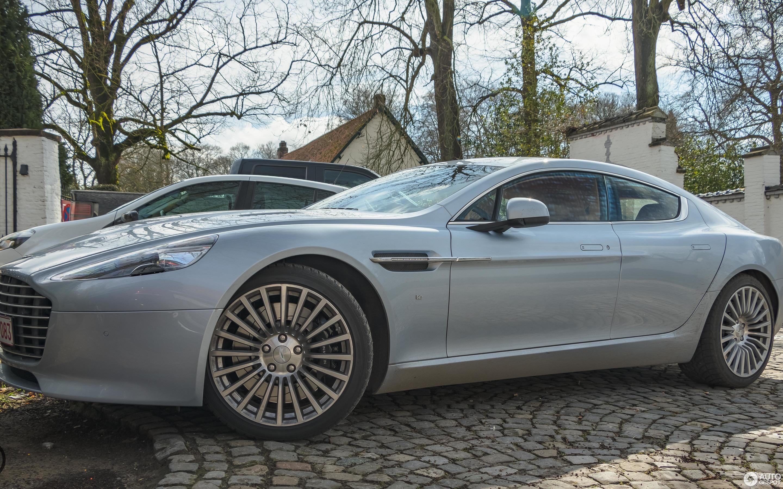 Aston Martin Rapide S March Autogespot - Aston martin rapide
