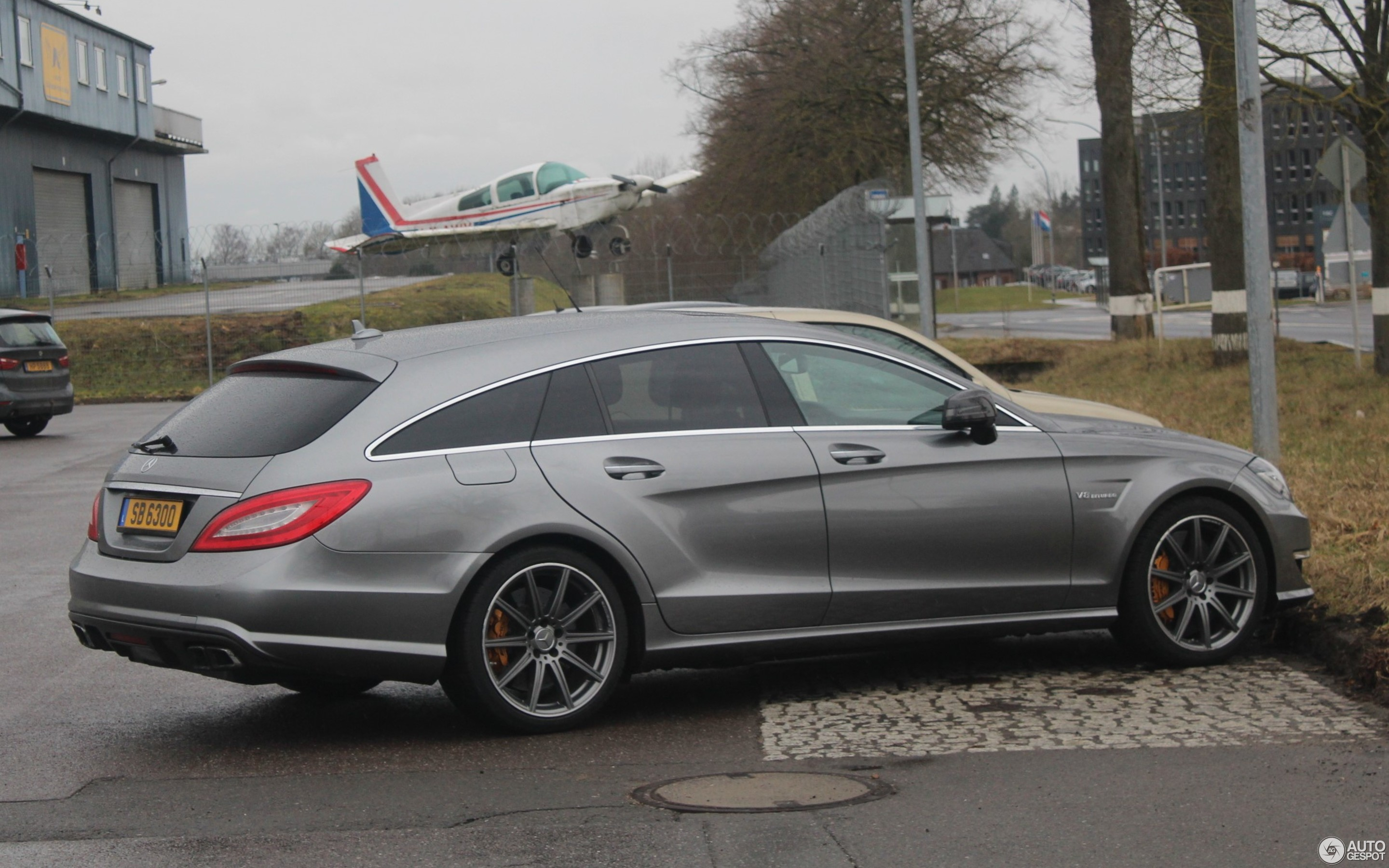 Mercedes Classe A Shooting Brake Amg