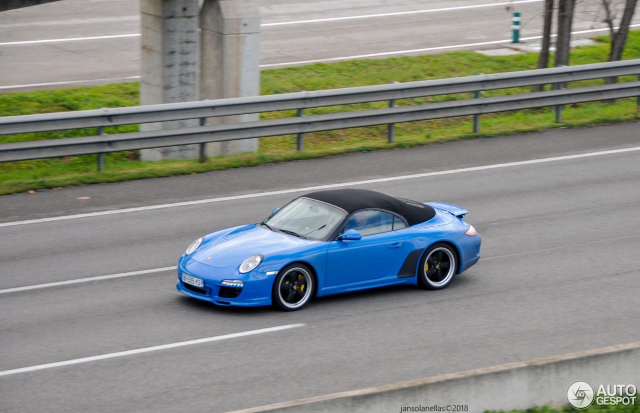 Porsche 997 Speedster 19 March 2018 Autogespot