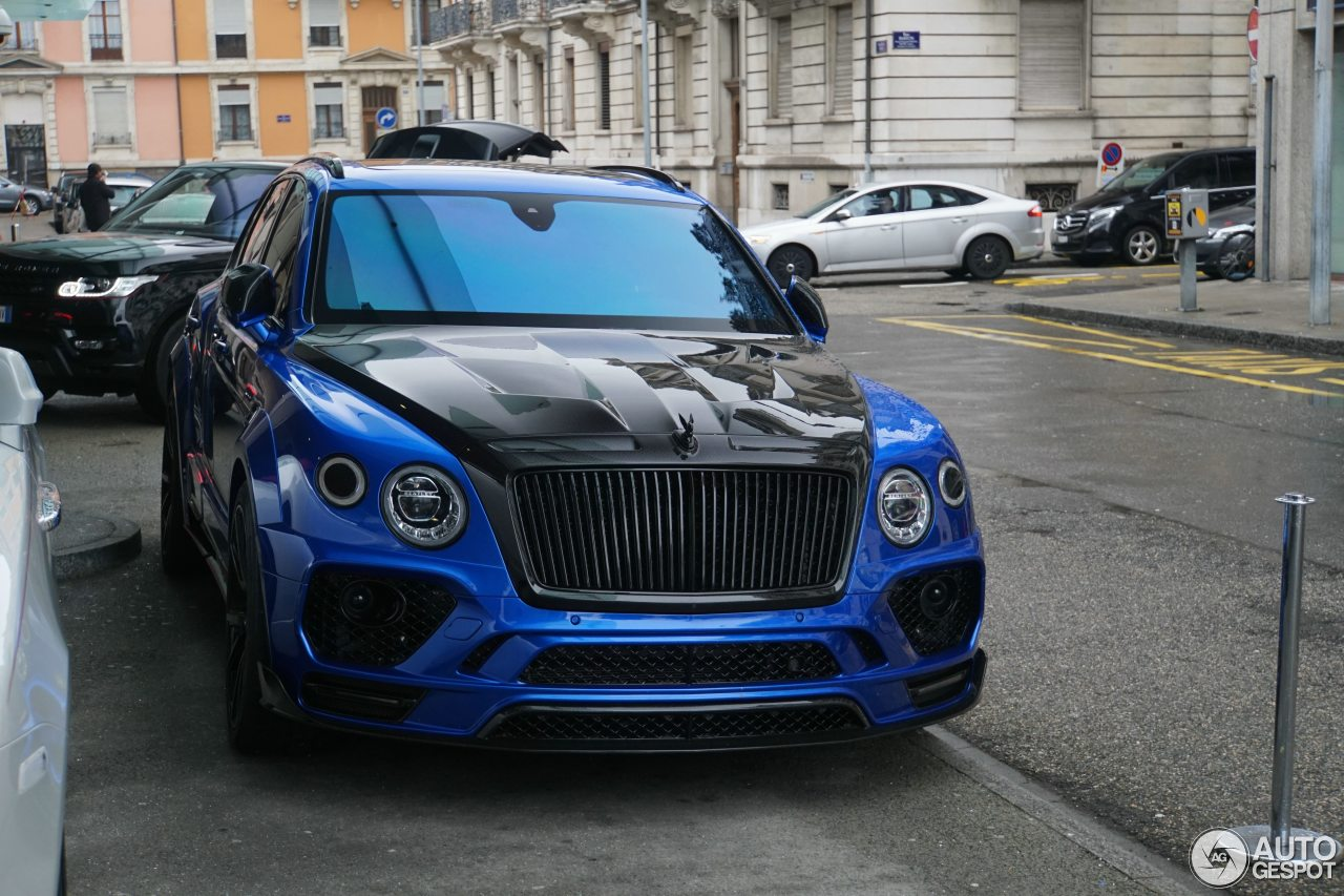 bentley mansory bentayga 20 march 2018 autogespot. Black Bedroom Furniture Sets. Home Design Ideas