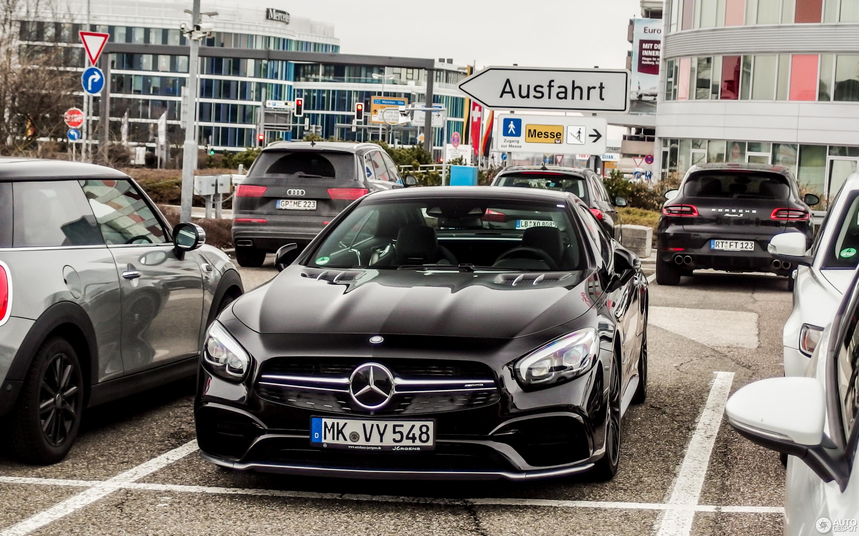 Mercedes AMG SL 63 R231 2016 20 M rz 2018 Autogespot