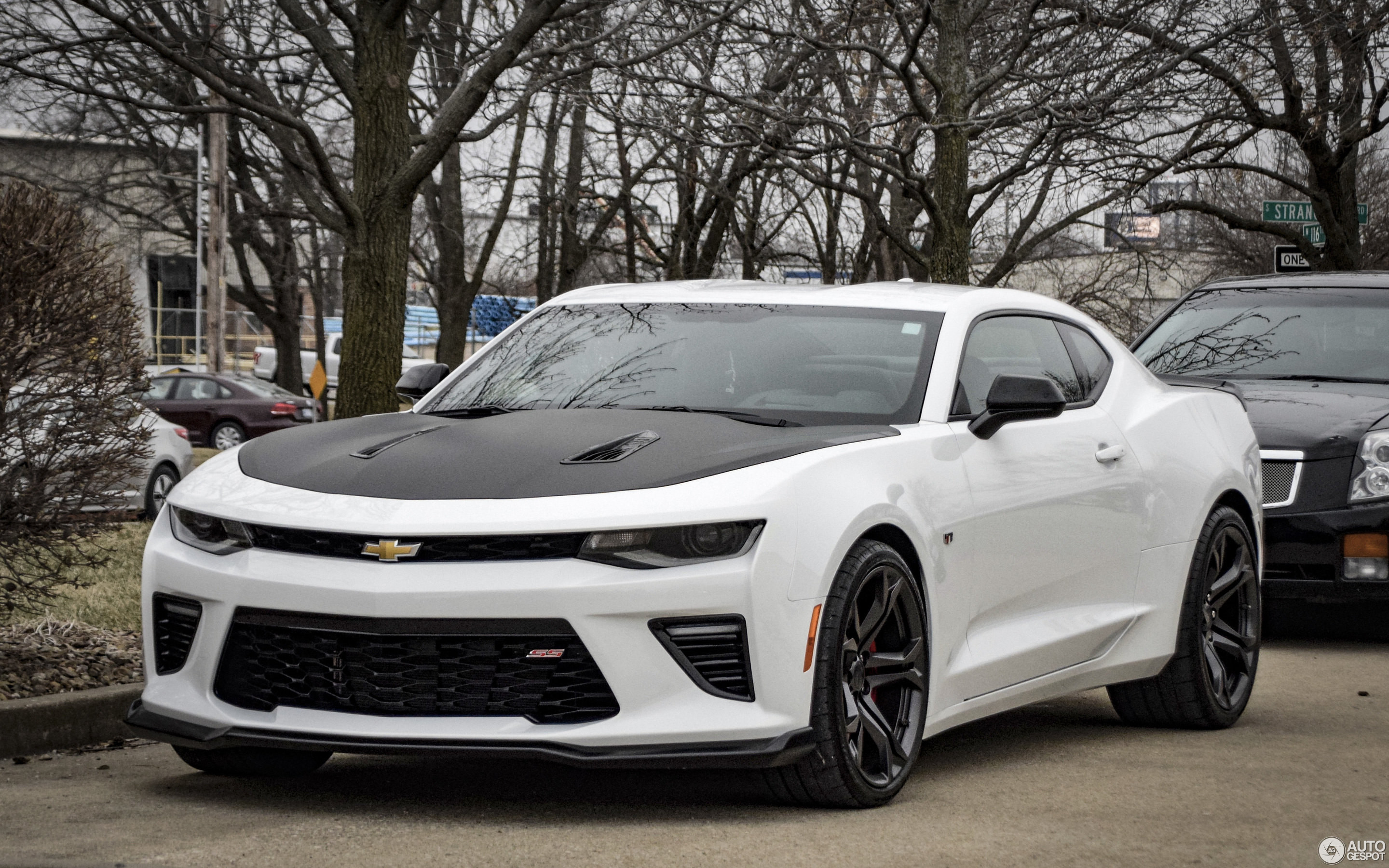Chevrolet Camaro Ss 1le 2017 22 March 2018 Autogespot