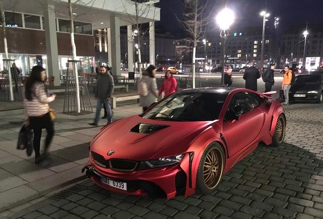 BMW i8 Energy Motor Sport EVO