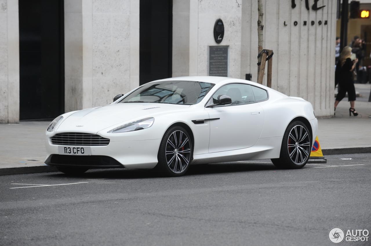 Aston Martin Db9 2015 Carbon White Edition 26 M Rz 2018 Autogespot