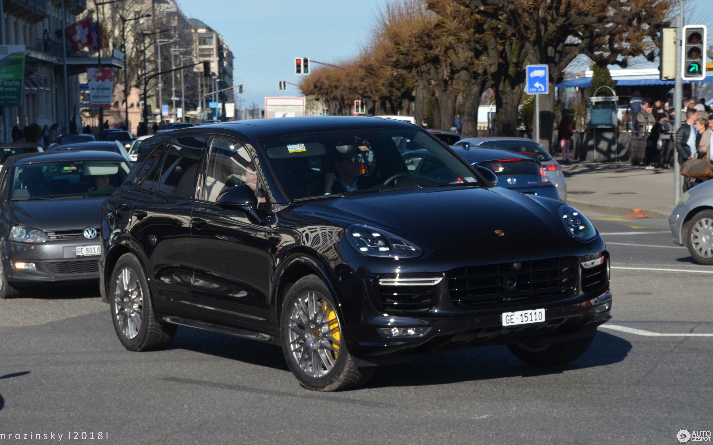 porsche 958 cayenne turbo s mkii 27 march 2018 autogespot. Black Bedroom Furniture Sets. Home Design Ideas