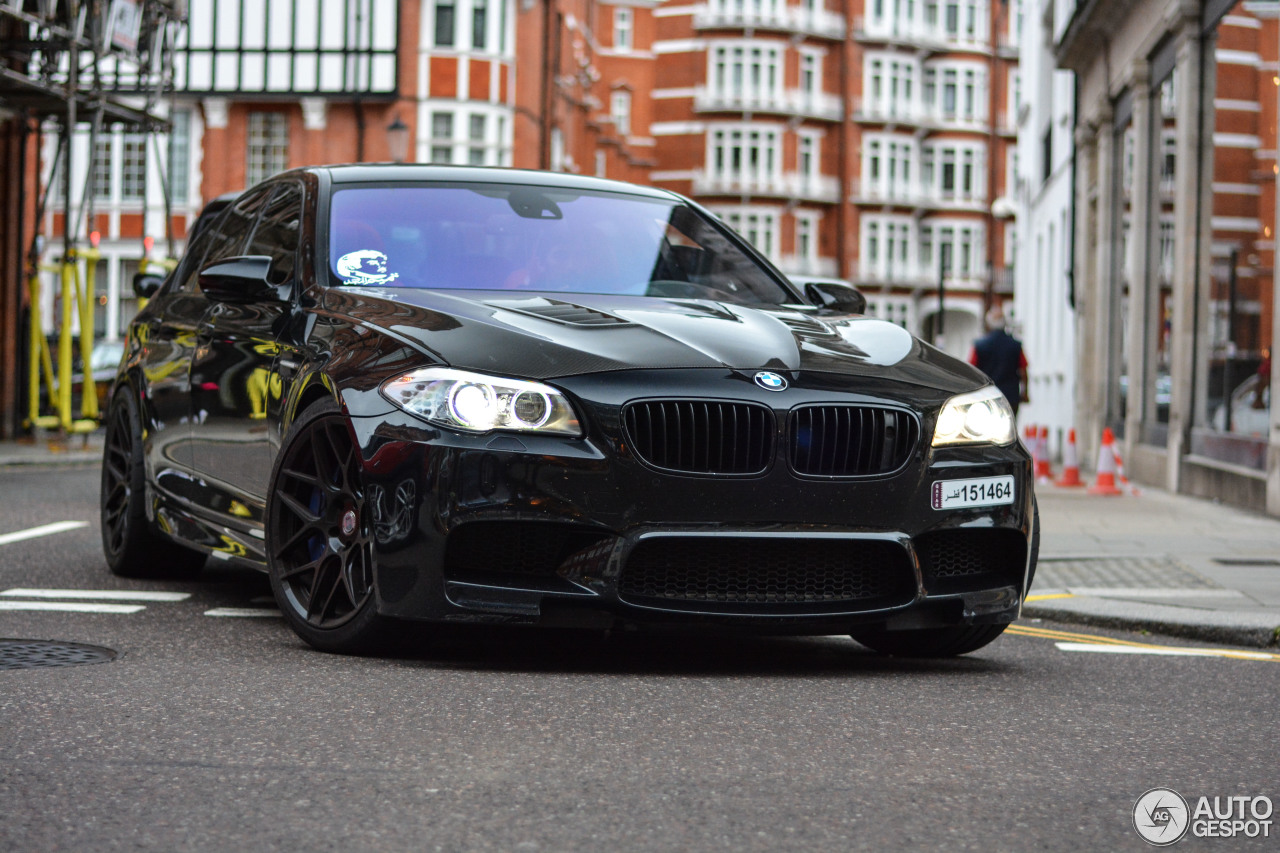 Bmw Pp Performance M5 F10 28 March 2018 Autogespot